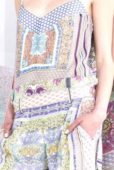 patternprints journal: PRINTS AND PATTERNS FROM PRE-SUMMER 2014 FASHION COLLECTIONS / Just Cavalli