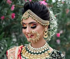 bridal, jewellery, and style image