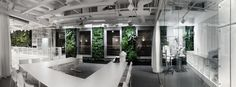 Inside Bausch & Lombs Warsaw Offices