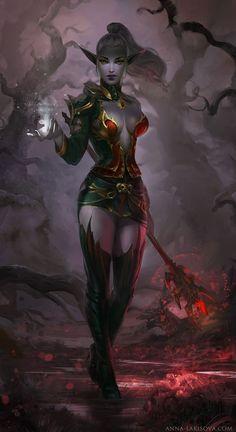 neverwinter dark elf art - Поиск в Google