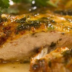 Try something different, try this #chicken #francaise recipe