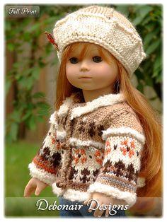 Ravelry: Debonair Designs for Dolls