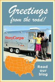 Read the StoryCorps Blog
