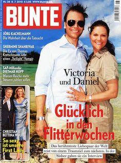 2010: Victoria und Daniel von Schweden