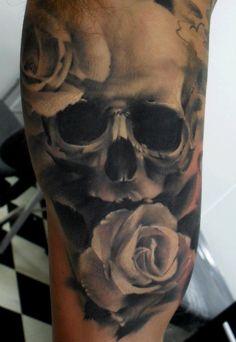 Matt Jordan Tattoo