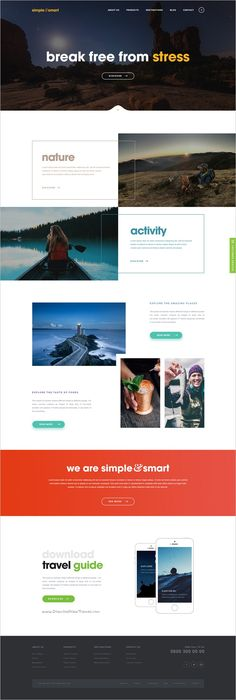 Friend finder social network html5 template pinterest social simple and smart is a clean and professional psd template for webdev travel and maxwellsz