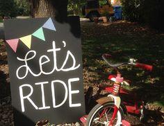 "Bike Parade! / Birthday ""Cordrey's 4th Birthday Bike Parade Party"" | Catch My Party"