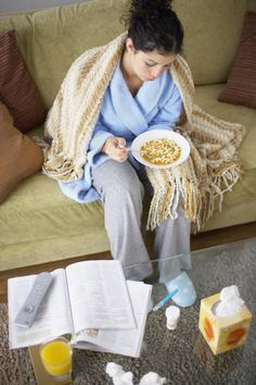 Want to Avoid the Flu? Don't Cut Calories | Fox News Magazine