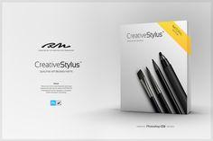 Check out RM Creative Stylus NE by Roman Melentyev on Creative Market