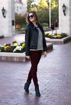What I Wore | A Little Edge, Jessica Quirk, Sample Gates, whatiwore.tumblr.com