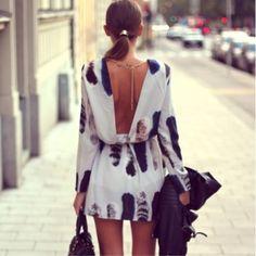 Pose by fashcognoscente Carin Wester Dress and H&M Bracelet from September 15, 2013 | Pose