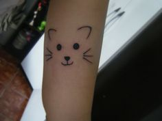 Cat tattoo #cat #tattoo #cattattoo