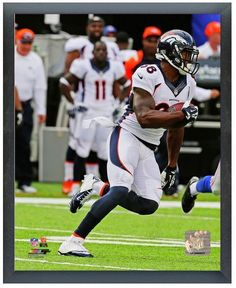 "Demaryius Thomas Denver Broncos - 11"" x 14"" Photo in a Glassless Sports Frame"