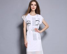 See-Through Letter Two-Piece-Like Elegant Skirt One-Piece Dress http://www.fashion-wholesaler.com/dresses-c-10200/seethrough-letter-twopiecelike-elegant-skirt-onepiece-dress-p-2571.html