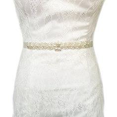 Azaleas Women's Ivory Pearl Wedding Belts Bridal Sash azaleas http://www.amazon.com/dp/B00X75L0WW/ref=cm_sw_r_pi_dp_tEKMvb1QGGVK1