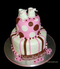 little girl shower cakes #sweet spot