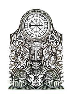 Viking halfsleeve by thehoundofulster