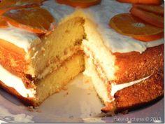 Louisiana orange crunch cake recipe