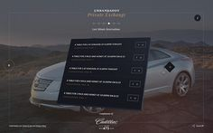Urbandaddy Private Exchange on Behance