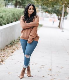 Discover ideas about autumn outfits curvy Autumn Outfits Curvy, Curvy Girl Outfits, Curvy Girl Fashion, Fall Winter Outfits, Look Fashion, Winter Fashion, Autumn Fashion Curvy, Plus Size Fall Fashion, Plus Size Fall Outfit