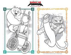 Free Kung Fu Panda Coloring Sheets. Kung Fu Panda Party Ideas. Suggestions on Kung fu Panda Party Decoration, Kung Fu Panda Party Favors, Kung Fu Panda Party Food. Plus Print Our Free Printable Kung Fu Panda Chinese Take out Box and Free Printable Activity Sheets. www.anytots.com