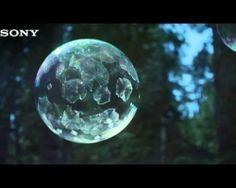 Adeevee - Sony 4K Ultra HD: Ice bubbles