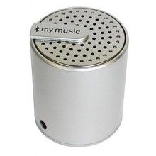 Amazing multi-function Mini Bluetooth Speaker streams your music remotely from your iPhone, iPod, Smart Phone, etc. at a distance of up to 10 meters.