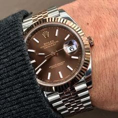 """7,250 Likes, 84 Comments - Euro Asia @euroasia_watches (@rolexshow_israel) on Instagram: """"DATEJUST 41 Ref 126331…"""""""