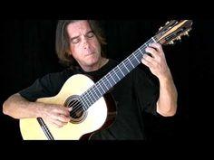 Julia Florida - Barrios - Classical Guitar - Michael Chapdelaine