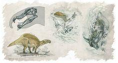 Spinosaurus aegyptiacus All Yestered by IRIRIV on deviantART