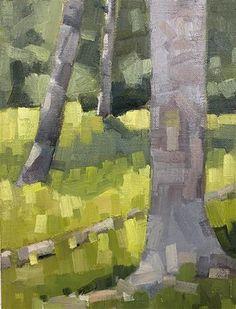 Tree Art, Painting, Painting Art, Paintings, Painted Canvas, Wood Art, Drawings