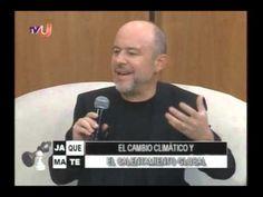 Entrevista al Dr. Enrique Richard sobre Cambio Climático I parte. TVU