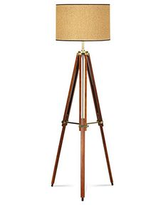 109 ON SALE Pacific Coast Tripod Floor Lamp - Floor Lamps - for the home - Macy's