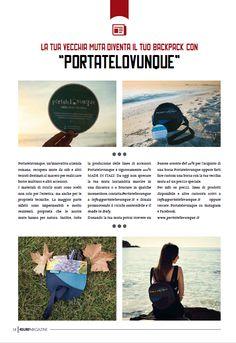 Got Surf Portatelovunque pag. 14 - Testo e foto Andrea Bianchi