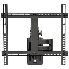 full motion tv wall mount for most 23 in 42 in black wall mount types and ideas pinterest - Sanus Full Motion Tv Wandhalterung