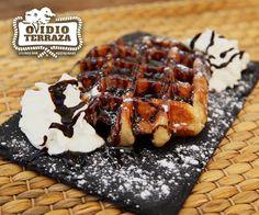 Um docinho de sobremesa para aguentar a tarde de Sábado?              Visite-nos no parque de Santo Ovídio - Maia