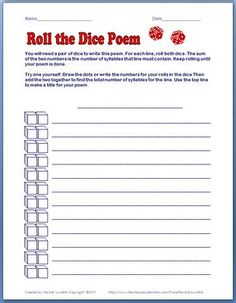 Roll the Dice Poem