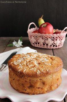 Torta di mele di mamma Cleonice | Cucchiaio e Pentolone