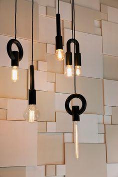 As Luminárias Super Modernas da Porcelain Bear   Larissa Carbone Arquitetura