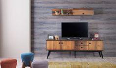 retro tarz tv ünitesi Exclusive Mobilya Modelleri - Exclusive Furniture Model's panosuna kaydettiniz decoration, furniture, sofa, best, design, koltuk takımları, yıldız mobilya, 2017 mobilya modelleri, düğün paketleri, alışveriş, wedding, dekorasyon, yatak odası, yemek odası www.yildizmobilya... Tv Decor, Home Decor, Tv Furniture, Sofa Set, House Design, Cabinet, Living Room, Storage, Herb