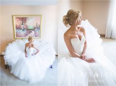 Mandi & Sli First Look: Windows On The River, Cleveland | Ben & Les Photography - Columbus Wedding Photographers