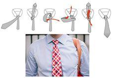 noeud demi windsor Noeuds de cravate : l'alternative idéale