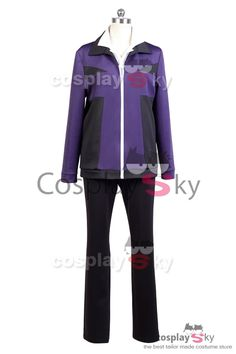Prince of Stride Yuujirou Dan Cosplay Costume_1