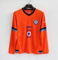 Cruz Azul 2015-2016 Season LS Third Soccer Jersey