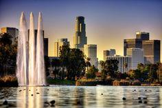 Echo Park- I used to live 3 minutes away... Take me back :(