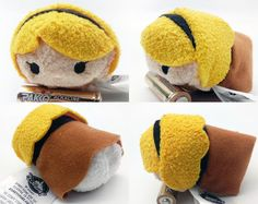 Preview: Aurora (as peasant) Tsum Tsum (from Sleeping Beauty)