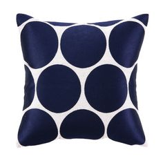 Sis Boom by Jennifer Paganelli Erin Linen Embroidered Pillow | Wayfair $87