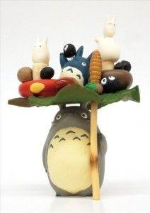"TOTORO ""TSUMU TSUMU"" STACKABLE TOY $57.95 http://thingsfromjapan.net/totoro-tsumu-tsumu-stackable-toy/ #totoro #my neighbor totoro #studio ghibli #ghibli"