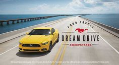 Ford Mustang 2015 en el Ford Credit Dream Drive - http://autoproyecto.com/2015/06/ford-mustang-2015-en-el-ford-credit-dream-drive.html?utm_source=PN&utm_medium=Pinterest+AP&utm_campaign=SNAP