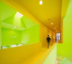 Bangkok-University-Student Activity Center by Supermachine Architects